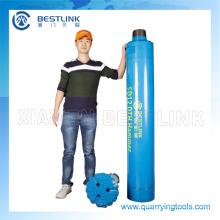"""Martillo y broca SD10 SD12 DTH de 10 """"12"""" para perforación de pozos de agua"""