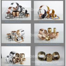 manufacturer of oiles bearing, cast bronze bearing bushing,DU DX bronze wrapped bushing