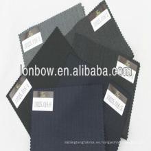 venta al por mayor Super150 Italia diseño de lana peinada de los hombres de tela en stock