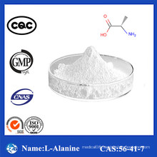 98.5%-101.0% Purity High Quality Factory Price L-Alanine