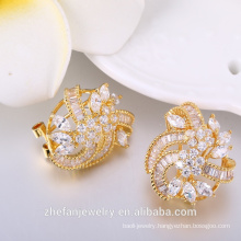 Korea online shopping earrings jewelry turkish design suit studs