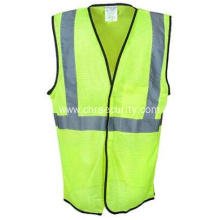 Men's Flame Resistant High Visibility Safety Vest