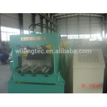 Rollo fácil de la cubierta del piso del metal de la operación que forma la máquina China Factory