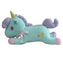 Regalo promocional juguetes de juguete relleno de juguete de peluche de unicornio para niños