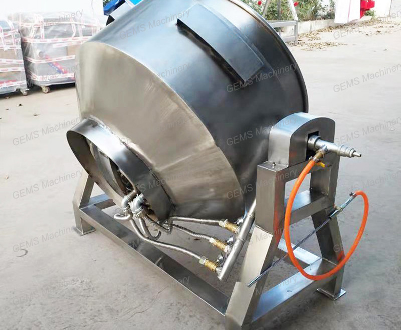 jacketed kettle cooker 11