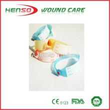 Banda de identificación de paciente desechable HENSO