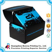 Impresión a todo color de la ropa personalizada Impresión de la caja de almacenamiento corrugada