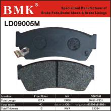 Plaquette de frein de haute qualité (D9005M)