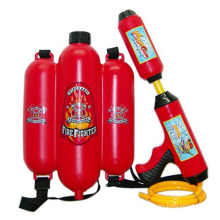Pistola de agua al por mayor de la mochila Pistola de agua grande del juguete con la mochila (10227468)