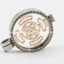 Stainless Steel Fashion Locket Pendant Jewelry (2015)