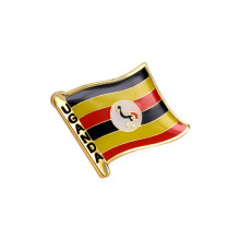 Flagge Pin Abzeichen, National Revers Pin (GZHY-LP-010)