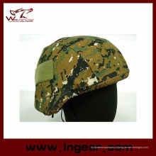 Airsoft Mich 2000 Ach capacete tático cobrir o capacete protetor tipo B