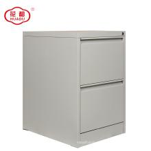 Modern office furniture 2 drawer metal file cabinet
