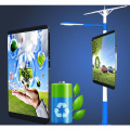 Pole Smd P4 Video Wall Led Display Panel