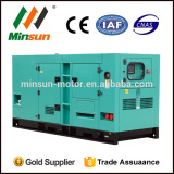 LOVOL alibaba 50kw 63kva diesel generator with canopy