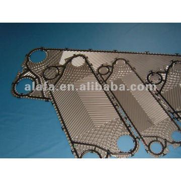 GEA 316L heat exchanger plates, SS304 SS316L Ti material