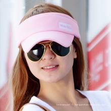 (LV15014) Sports Sun Visiteur promotionnel pour fille