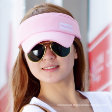 (LV15014) Sports Sun Promotional Visor for Girl