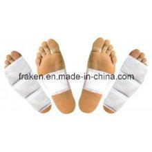 Almohadilla del pie del Detox del vinagre de madera / bambú de la alta calidad / remiendo del pie del Detox