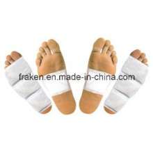 Alta qualidade de madeira / bambu vinagre Detox Foot Pad / Detox Foot Patch