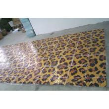 Gold Mosaik, Hintergrund Wandfliese, Muster Mosaik Kunst Mosaik (HMP818)