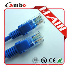 Free Sample RJ45 23AWG 3 Meter Patch Cord 4 Pair