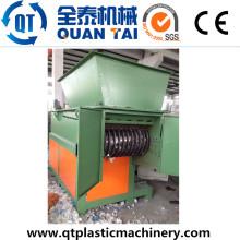 Single Shaft Kunststoff Folienschredder / Fräsmaschine