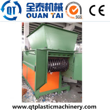 Single Shaft Plastic Film Shredder / Milling Machine