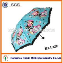Tierform-kopierter umgekehrter Regenschirm