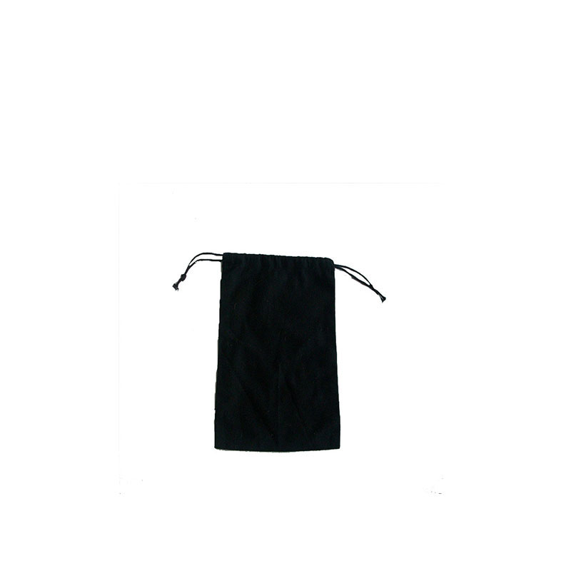 Quality Black Cotton Bag