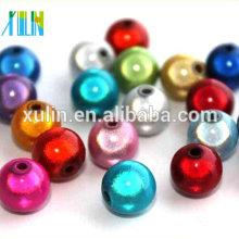 Granos de milagro multicolores de alta calidad Granos de acrílico espaciadores