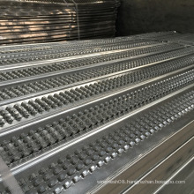 0.13mm Thickness High Ribbed Formwork