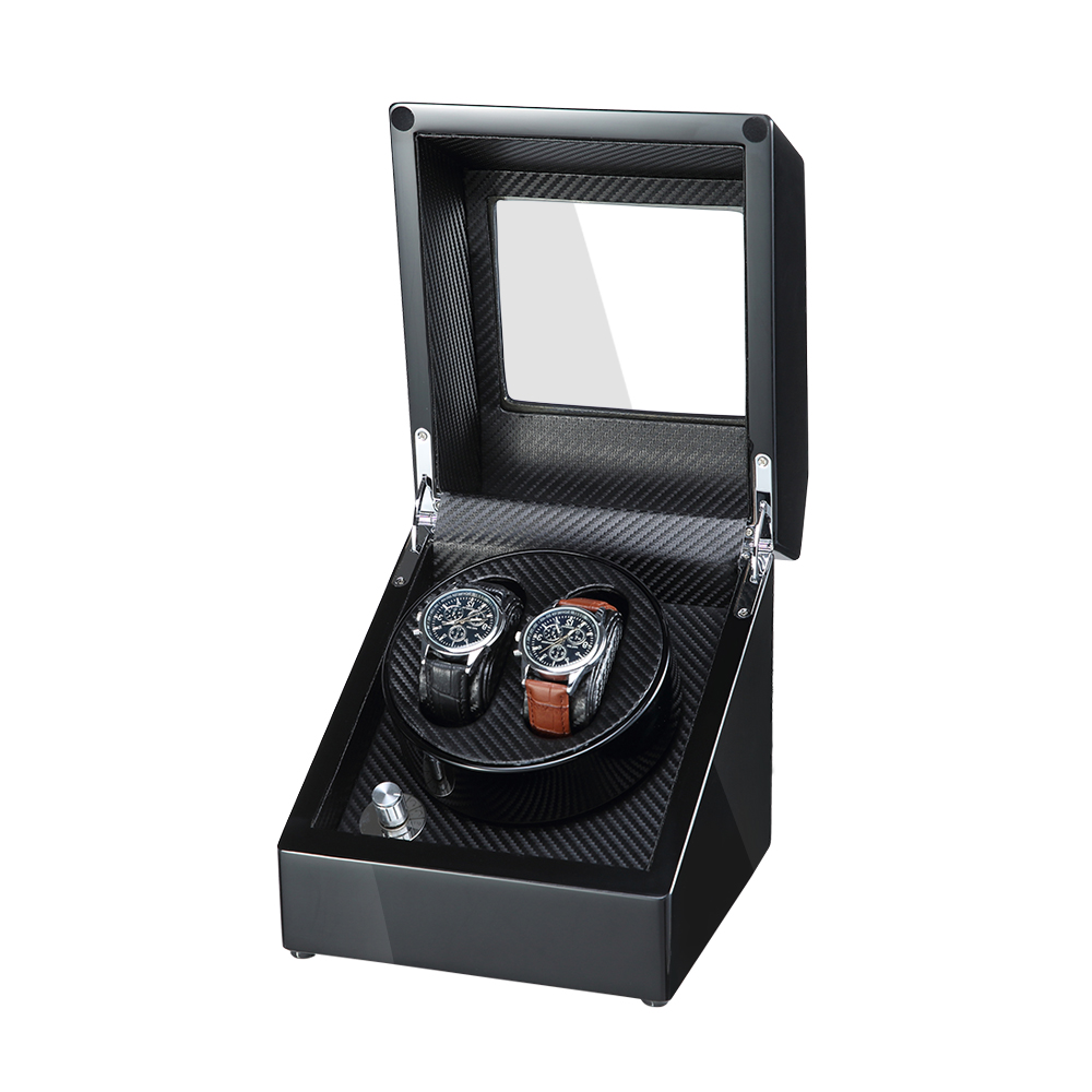 Black Gloss Piano Painting Watch Winder