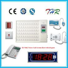 Sistema de llamadas de la enfermera inteligente del hospital (THR-N862)