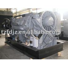 Grupo de gerador diesel refrigerar de ar de 100KVA Deutz