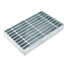Newest Best Sell Galvanized Steel grid plate for platform grating mesh panel