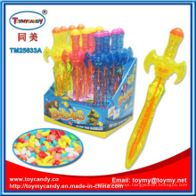 Bubble Gun Toy with Candy
