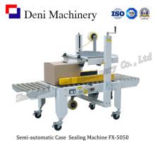 Máquina de sellado de caja semiautomática Fx-5050