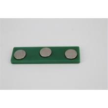 Magnetisches Abzeichen mit 3 Magneten