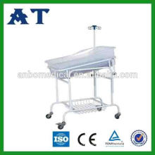 New baby bed stainless steel portable baby bed