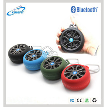 Haut-parleur de pneu de Nice 3W cadeaux de Noël haut-parleur