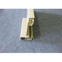 Cellular PVC Wall Cladding Panels , Grey Garage Wall Panels