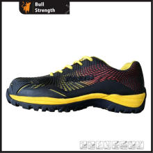 Light Sport Safety Shoes with Rubber Sole and Composite Toecap (SN5421)