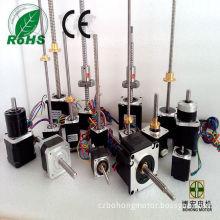 Electric Step Motors for Medical Equipment