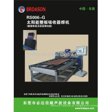 Máquinas ultra-sônicas de fabricação de painéis solares