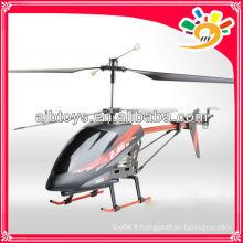Emetteur de gyro 3 canaux gros hélicoptère rc métal Chine