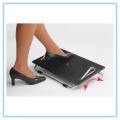 2017 Hot Selling Plastic Adjustable Ergonomic Footrest