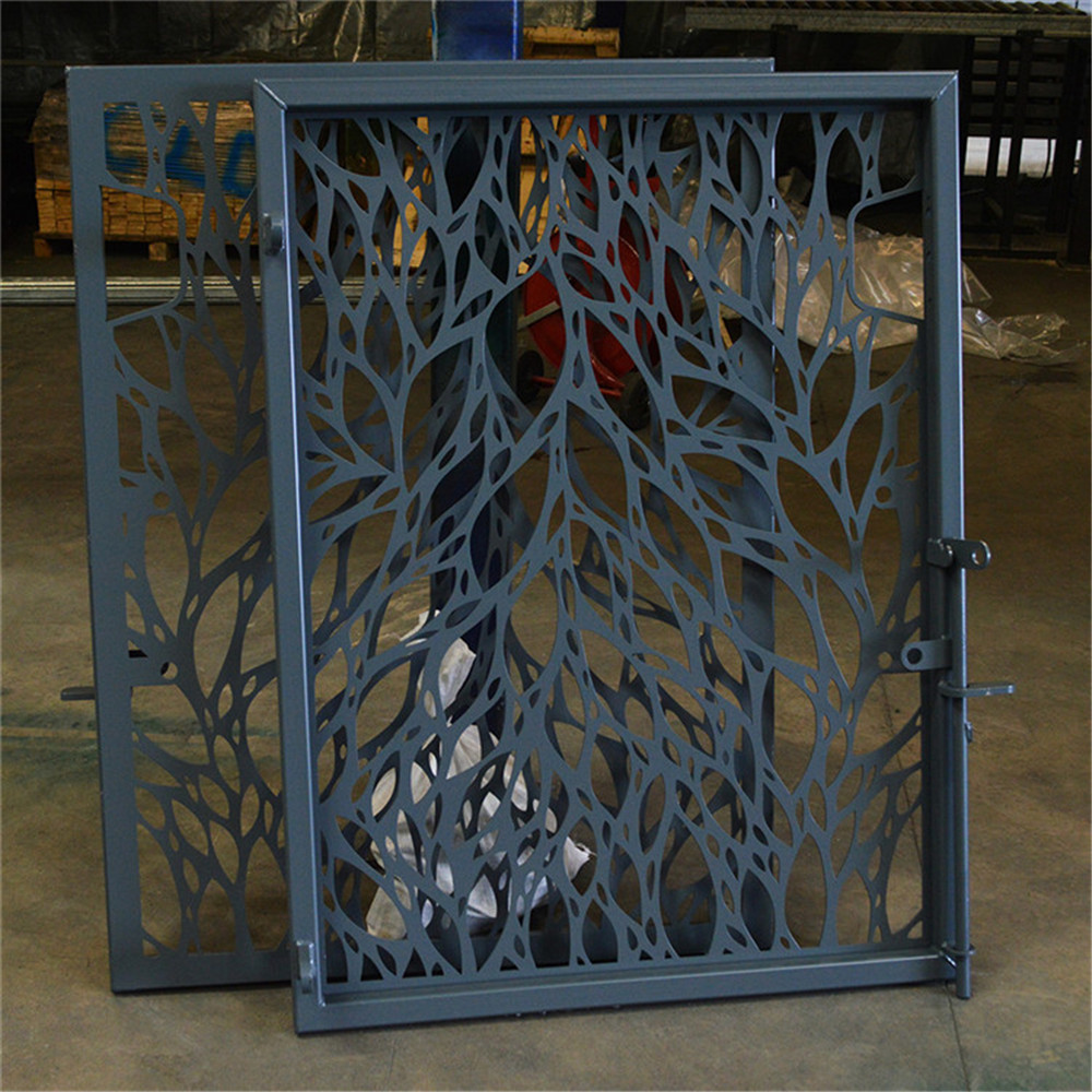 Modern Decorative Laser Cut Metal Garden Gates China