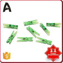 Good service factory supply wholesale plastic clothespin with high quality for sale
