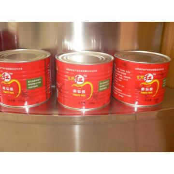 2.2kg * 6 28% -30% Pâte de tomate en conserve